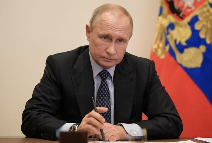 Rusya'da Putin'e karşı açılan dava kabul edildi