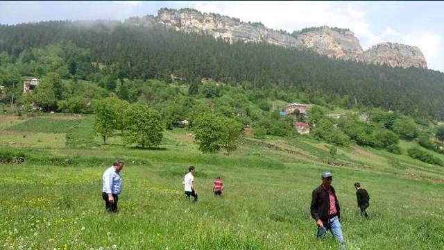 Sosyal medya ayağa kalkmıştı, Trabzon'da 'gök taşı' avı!