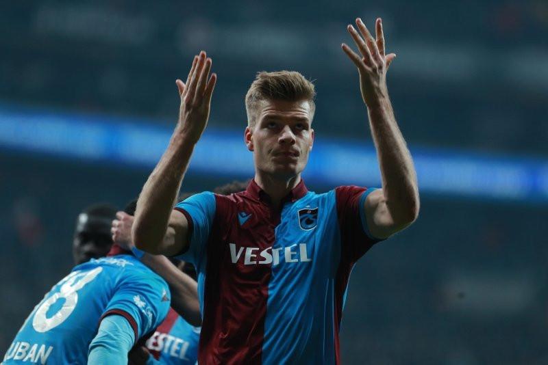 Trabzonspor'da Sörloth korkusu! Sözleşmesi...