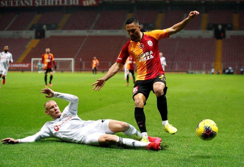 Galatasaray'da Andone'nin yerine o geliyor