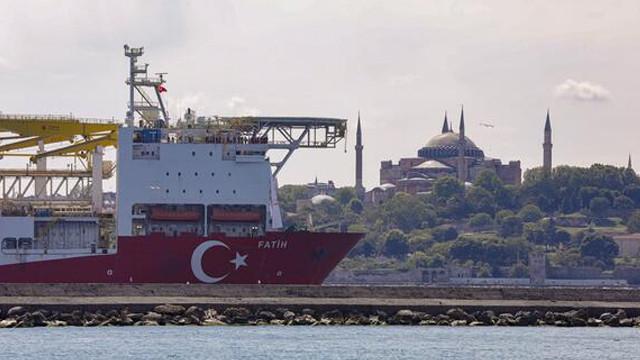 Bakan Dönmez duyurdu: Fatih Sondaj Gemisi Karadeniz'e açılıyor