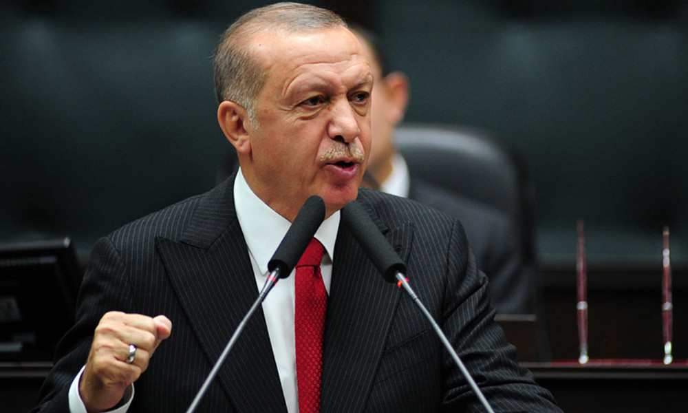 Cumhurbaşkanı Erdoğan'dan ''Fatih Sondaj Gemisi'' paylaşımı