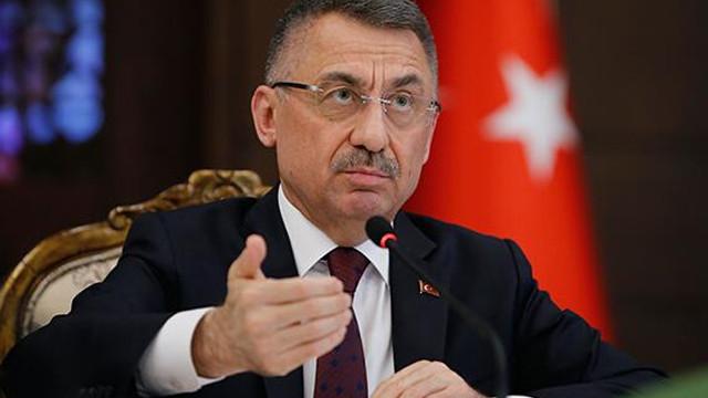Cumhurbaşkanı Yardımcısı Oktay, Türkiye'nin korona ile mücadelesini anlattı