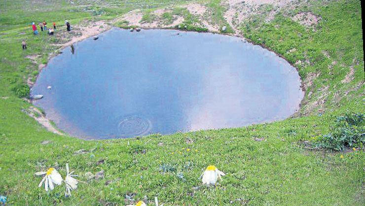 İşte katledilen Dipsiz Göl'ün son hali
