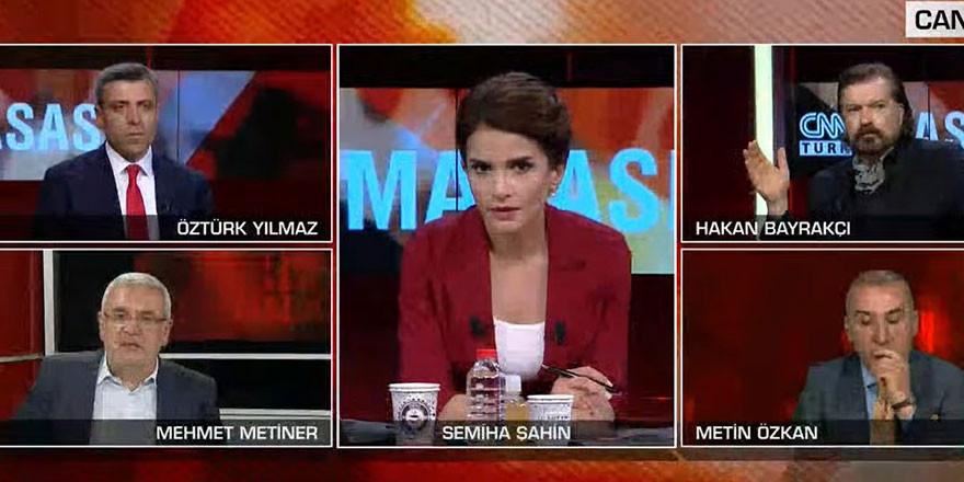 Mehmet Metiner, tarihi uzay yolcuğunu yorumladı: Zulmetme araçları bunlar