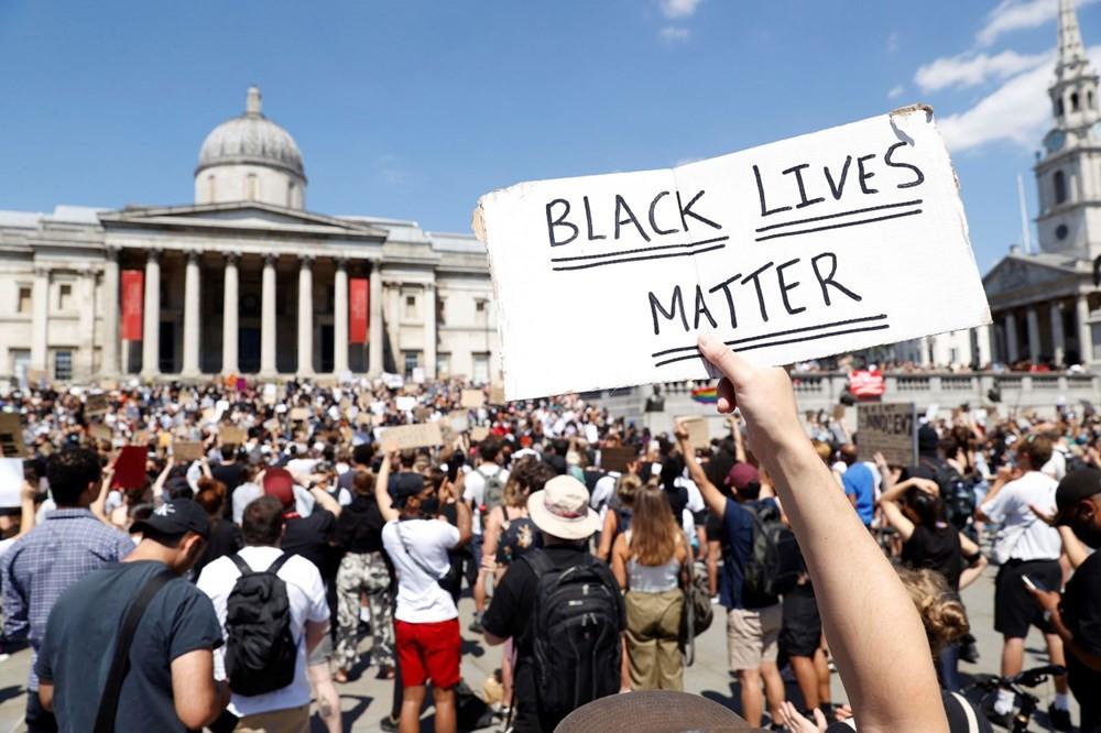 ABD'yi yangın yerine çeviren protestolar dünyaya sıçradı