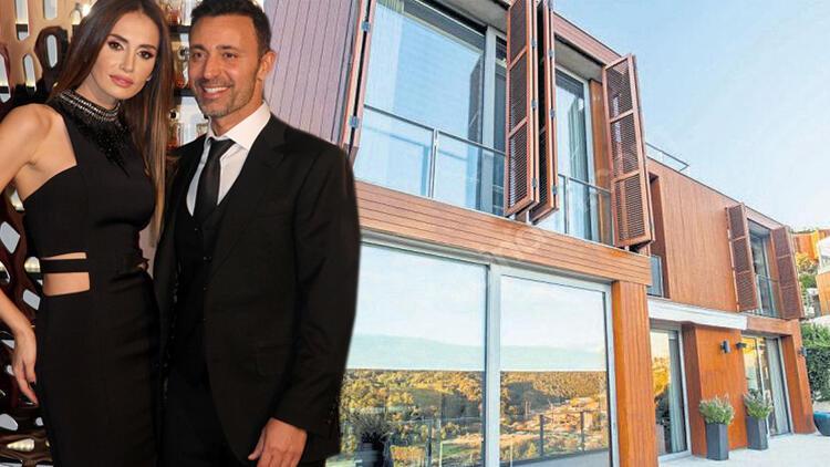 Mustafa Sandal 4 katlı villasını satışa çıkardı