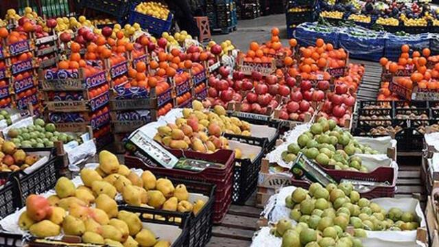 Antalya'da yaş sebze meyve ihracatında büyük artış