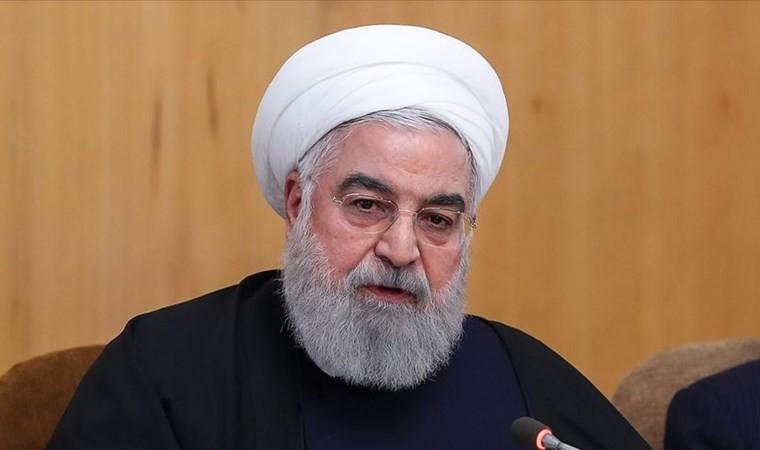 Ruhani'den ambargo resti: Ağır sonuçları olur