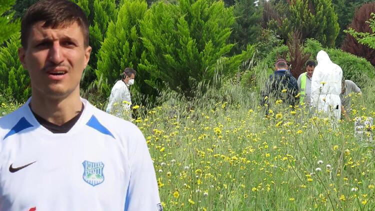 Korkunç itiraf! Futbolcu baba, oğlunu boğarak öldürdü