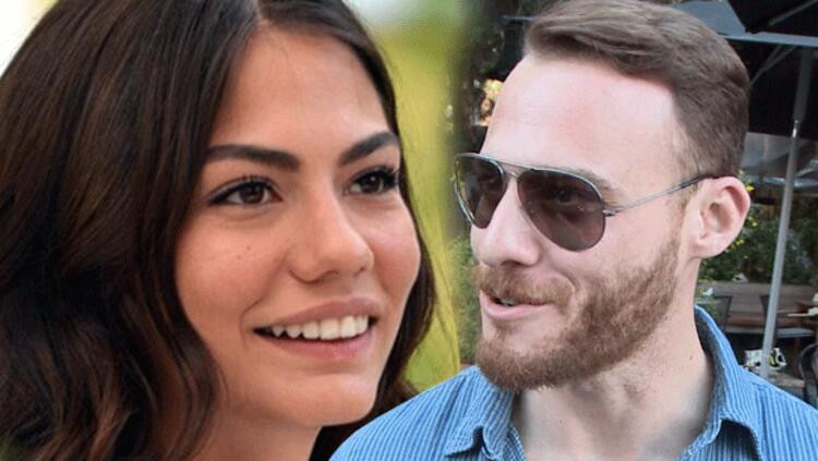 Kerem Bürsin aşk iddiaları için sessizliğini bozdu
