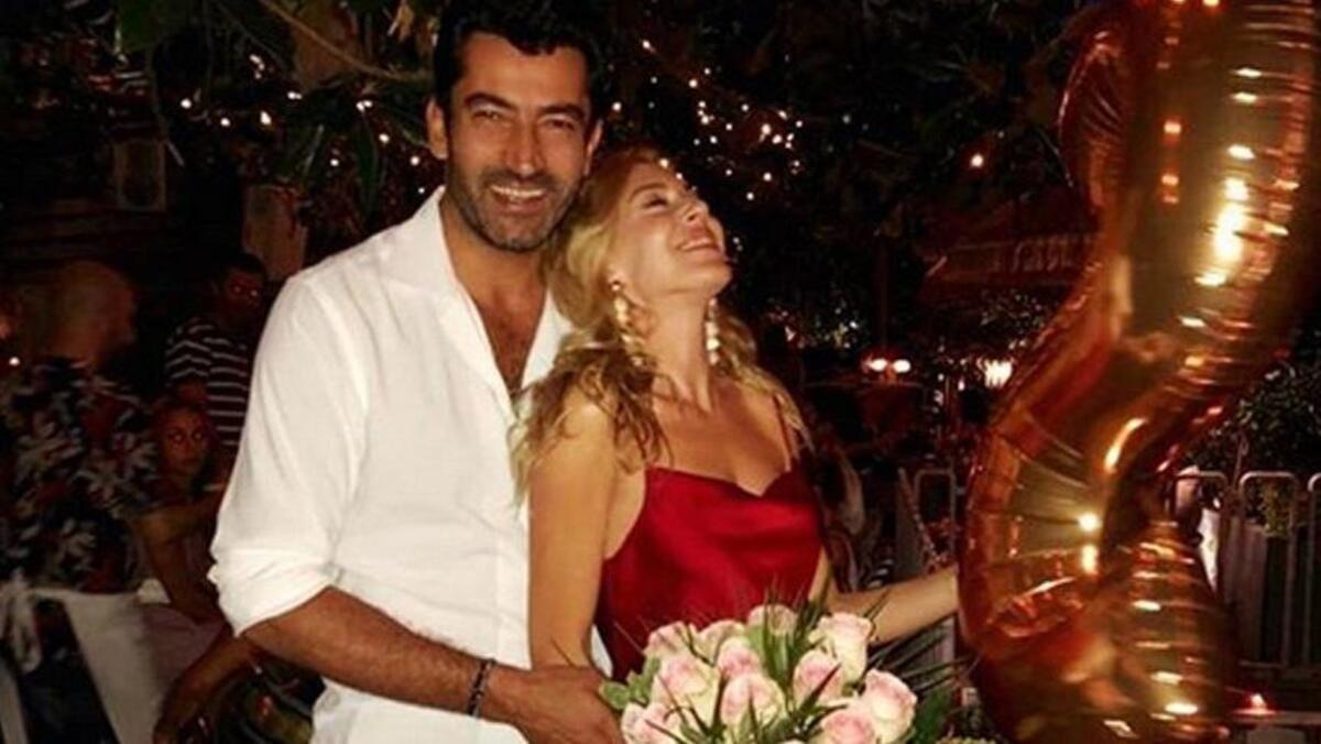 Kenan İmirzalıoğlu ve Sinem Kobal çiftinden müjdeli haber