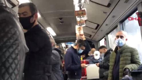 İstanbul'da toplu ulaşımda dikkat çeken artış