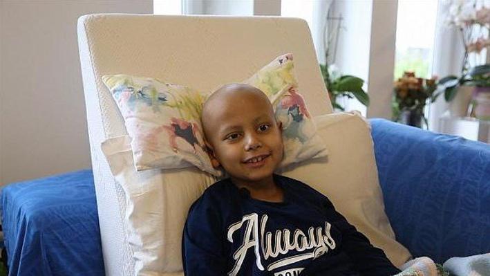 Minik Ahmet kansere yenik düştü