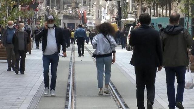 Taksim Meydanı ve İstiklal Caddesi için 3 metre kararı!
