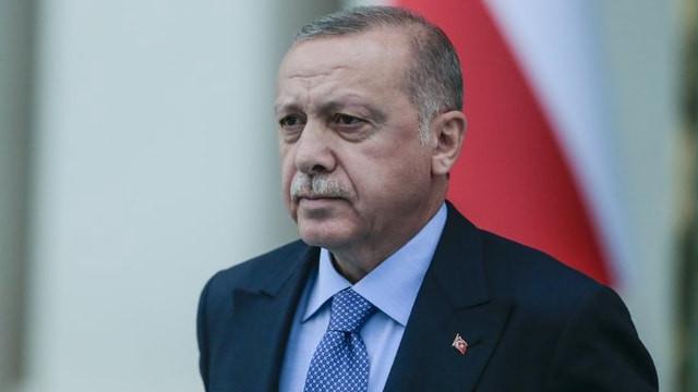 Cumhurbaşkanı Erdoğan'dan Sancaktepe'deki pandemi hastanesinde inceleme