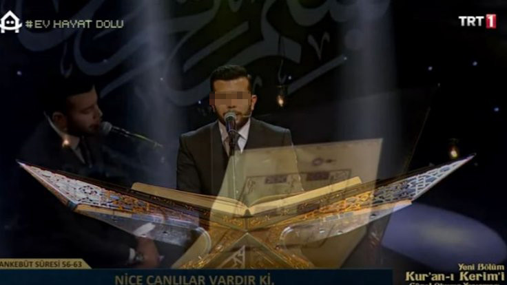 Kur'an-ı Kerim'i yarışması birincisi eşine şiddetten dava!