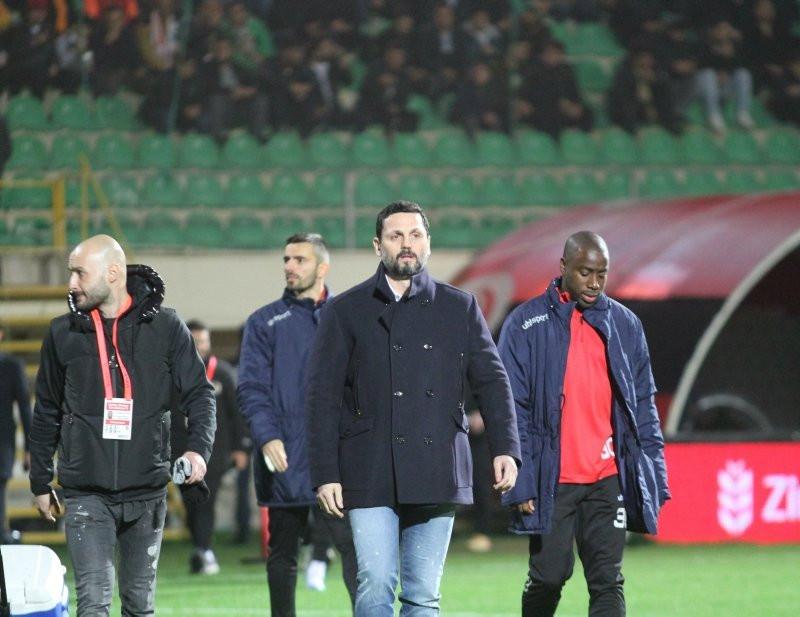 Erol Bulut'tan Fenerbahçe mesajı