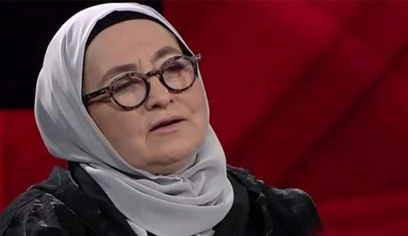 Sevda Noyan geri adım attı: Milletimizden özür dilerim