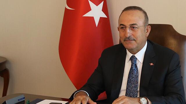 Dışişleri Bakanı Çavuşoğlu, Malta Dışişleri Bakanı ile görüştü