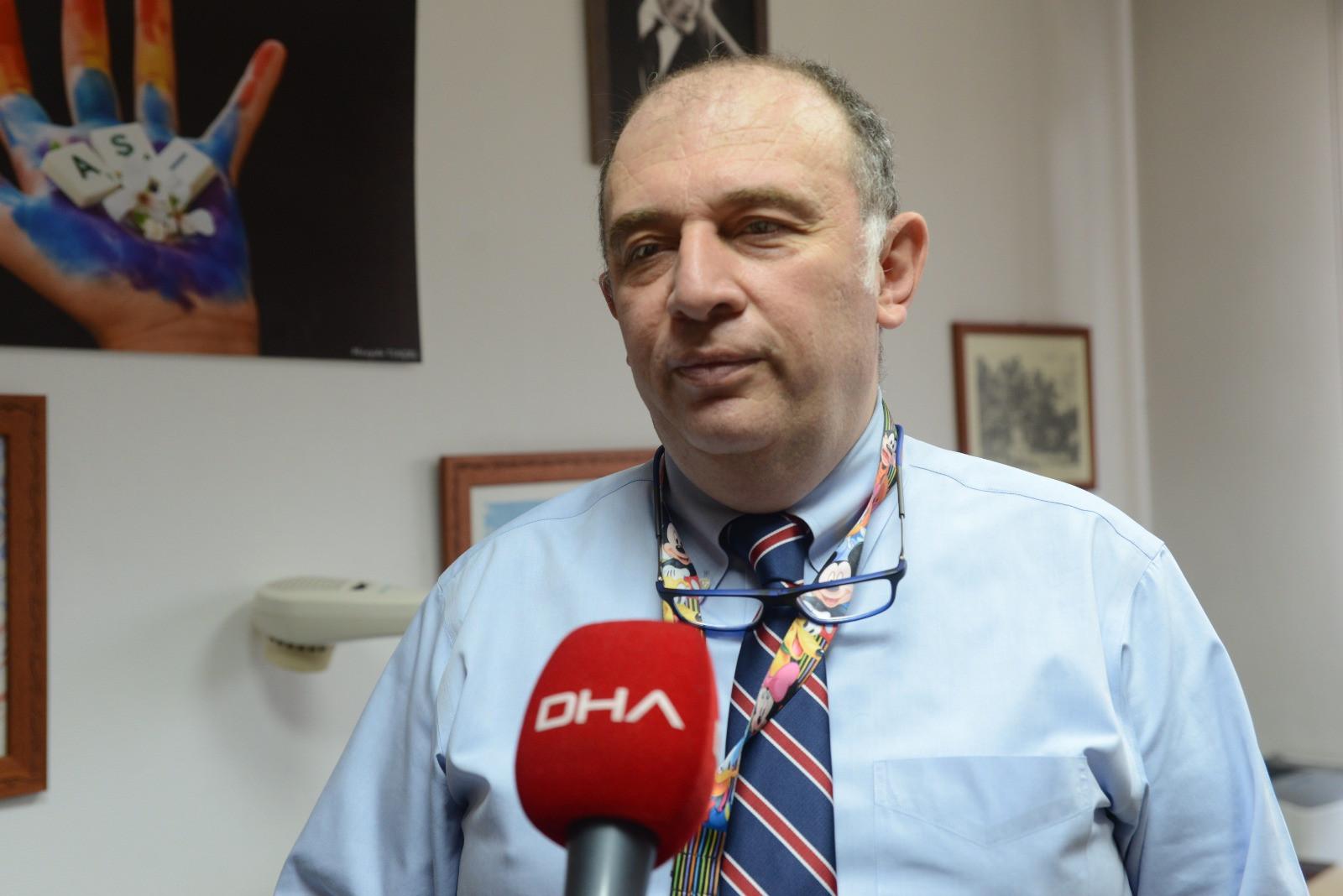 Bilim Kurulu Üyesi Prof. Dr. Kara'dan aşı açıklaması