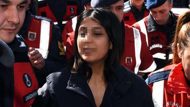 Nişanlısını öldürdüğünü itiraf eden kadından mahkemede şok ifade!