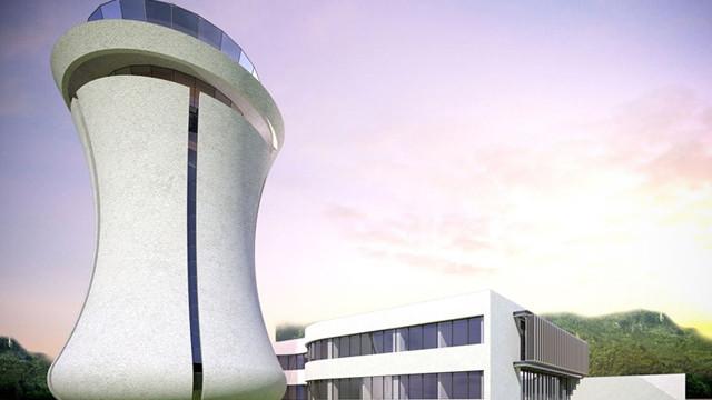 Rize-Artvin Havalimanı'nın kulesi ''çay bardağı'' şeklinde olacak