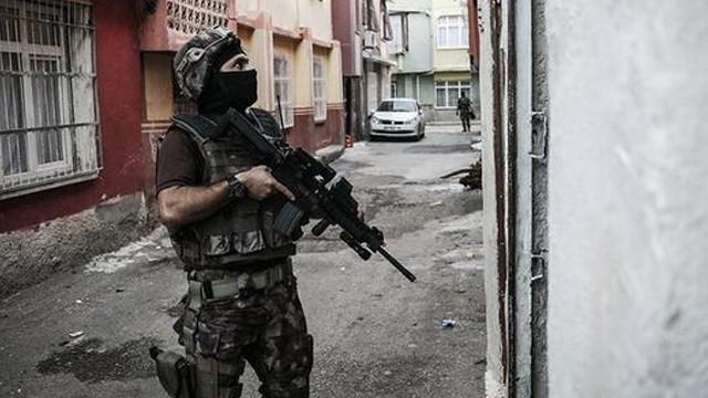 Eylem hazırlığı yapıyolardı! 4 PKK'lı terörist yakalandı