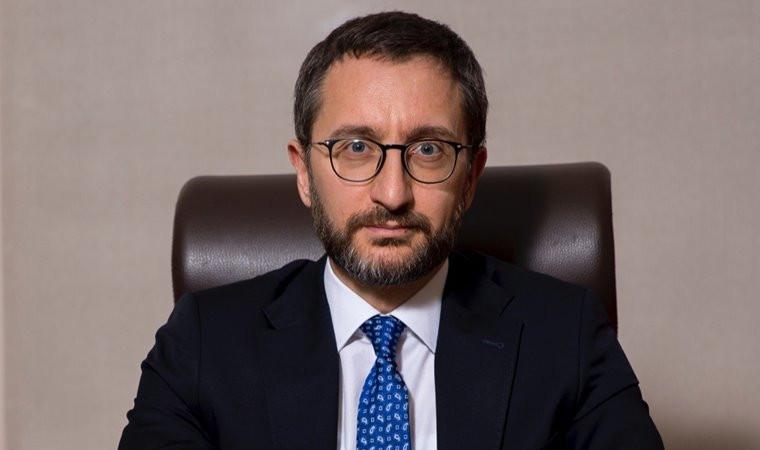 İletişim Başkanı Altun'dan Twitter'a tepki: Tarihi bir skandal