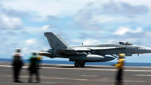 ABD'de o uçaklar 3 yıl sonra göreve çıktı