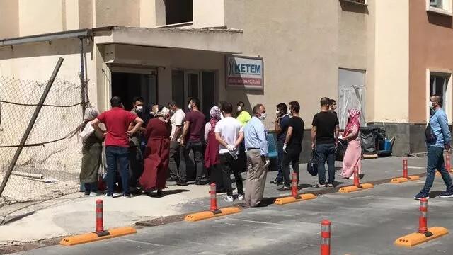 Diyarbakır'dan sonra bir ilde daha ikinci dalga paniği