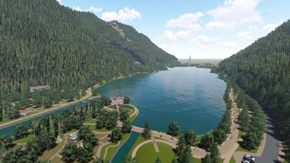 Turizm cenneti Uzungöl böyle olacak!