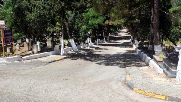 Mezarlıkta kanlı kavga! 1 kişi öldü, 5 kişi gözaltında