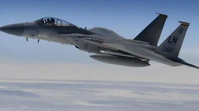 Kuzey Denizi'ne düşen ABD savaş uçağından kötü haber