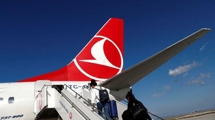 ABD'deki Türkler için THY'den özel sefer
