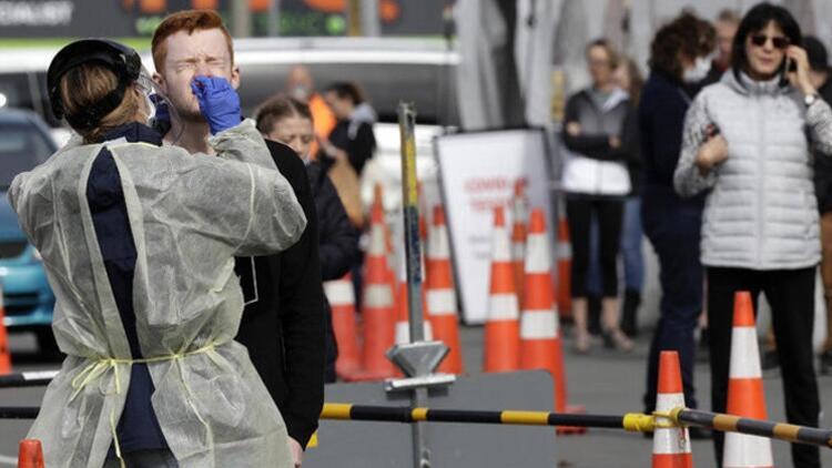 Koronavirüse karşı zafer ilan eden ülkede şok! 25 gün yeni vaka görüldü