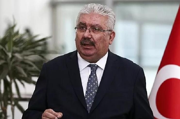 MHP'li Yalçın: ''Ayasofya kılıç hakkıdır''