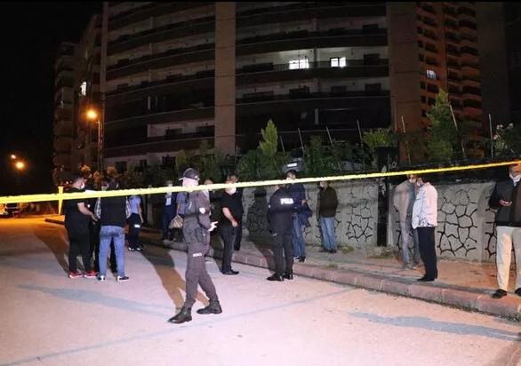 Ankara'da büyük panik! 18 katlı bina tahliye edildi