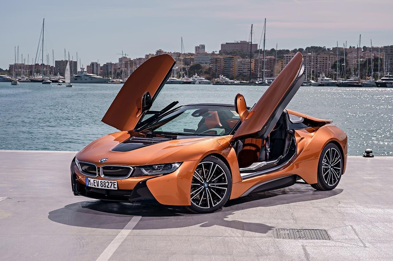 BMW, i8'in üretimine son verdi