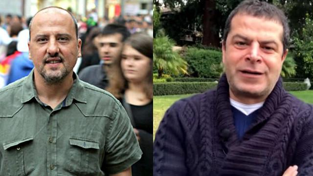 Ahmet Şık ile Cüneyt Özdemir birbirine girdi