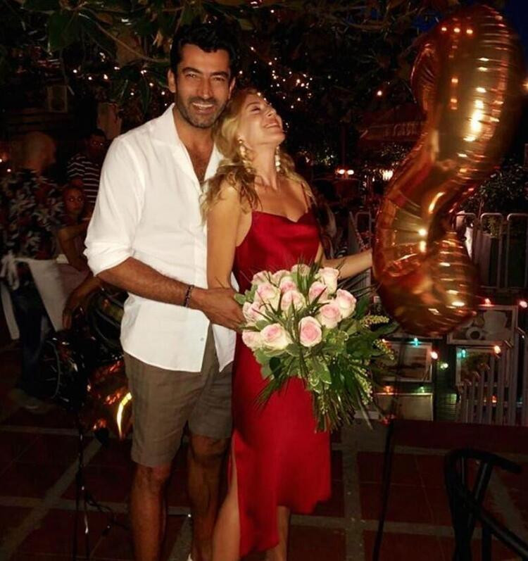 Sinem Kobal, Kenan İmirzalıoğlu'nun doğum gününü kutladı - Resim: 4