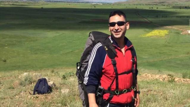 Yamaç paraşütü can aldı: Astsubay hayatını kaybetti