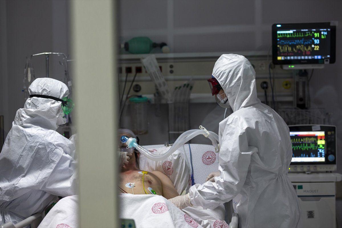Dünya genelinde koronavirüs vaka sayısı 8,5 milyonu aştı