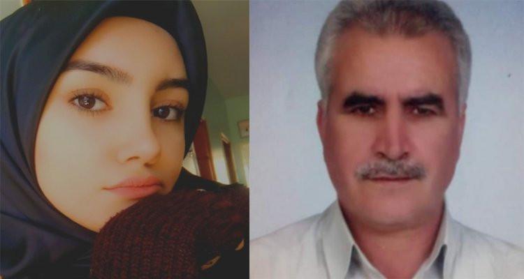 Kızını öldüren baba hayatını kaybetti