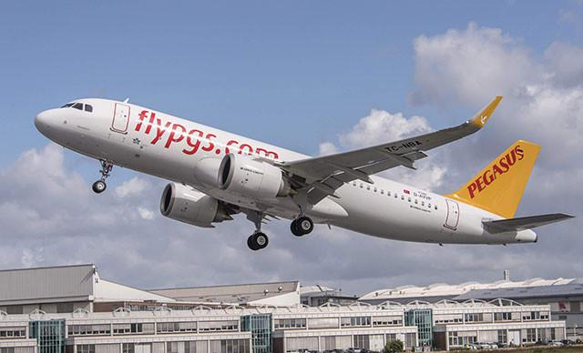 Pegasus'tan 20, 27 ve 28 Haziran uçuşları için açıklama