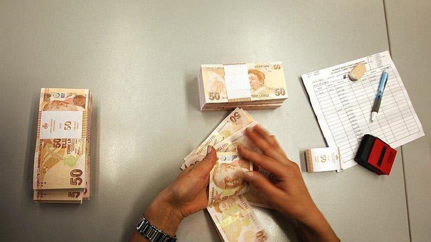 Kısa çalışma paraları hesaplarda