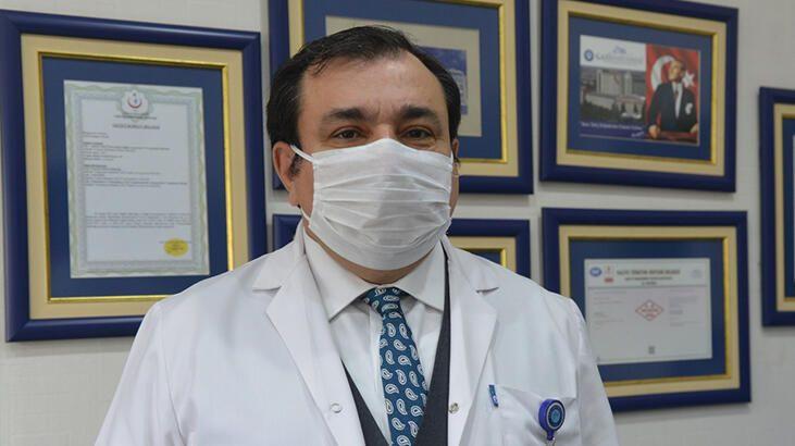 Bilim Kurulu Üyesi Demircan: Hastaların %50'si hastaneleri aşırı kullanıyor
