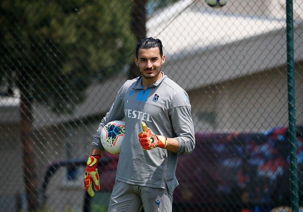 Trabzonspor'dan neşeli idman!