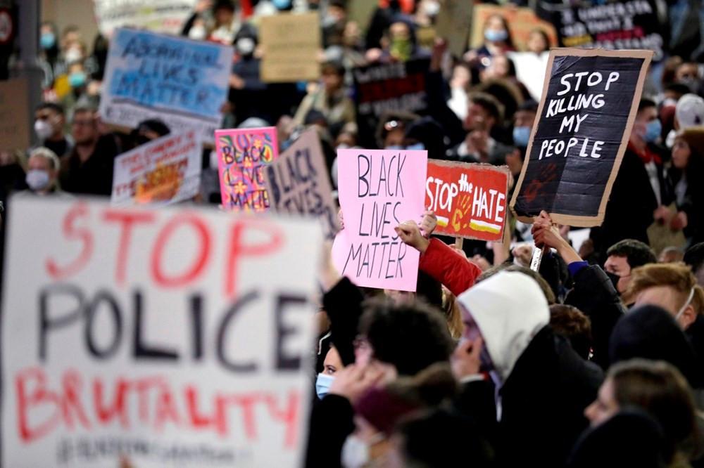 Irkçılık protestoları tüm dünyaya yayıldı! ''İkinci dalga gelebilir''