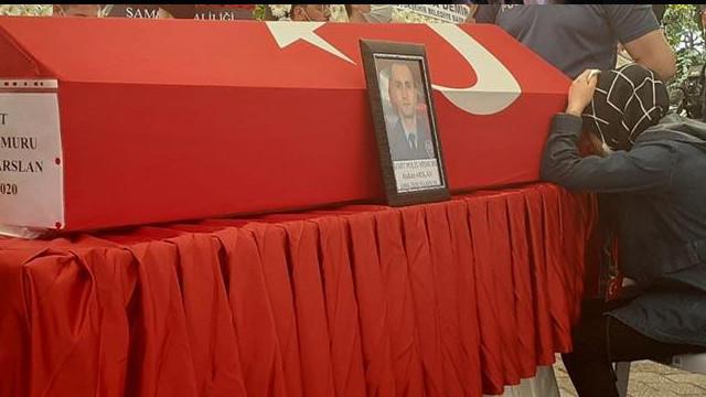 Polis memuru Atakan Arslan'ı şehit eden iki kişi tutuklandı